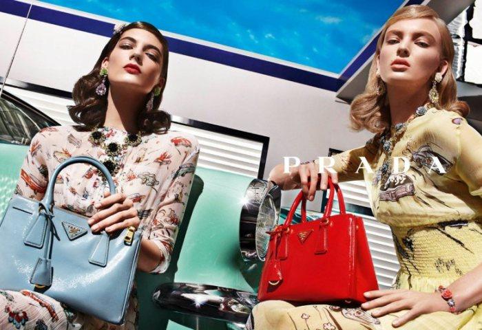 Prada 被BrandZ 评为全球增值最快品牌,Louis Vuitton 仍高居奢侈品榜首