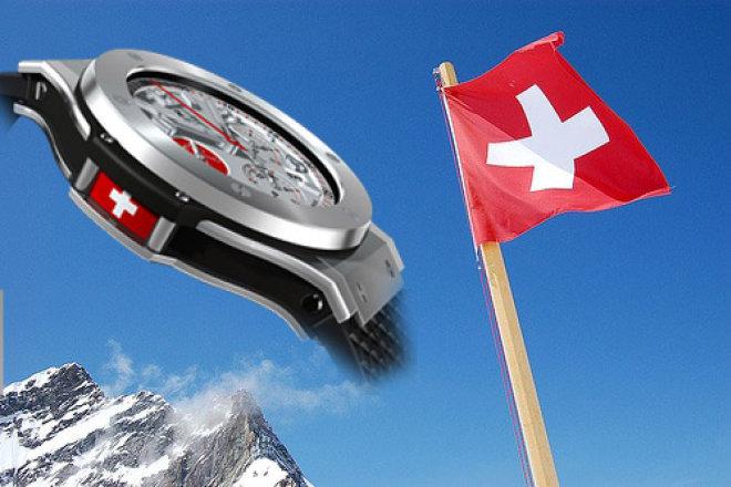 7月瑞士钟表对中国出口再次转跌
