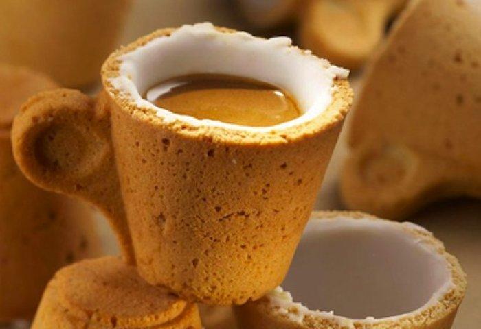可以吃的咖啡杯