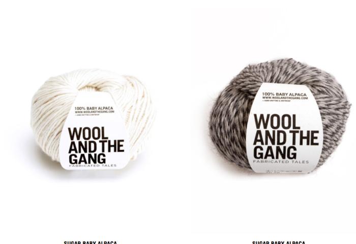 """""""我和小伙伴一起织毛衣""""-Wool and the Gang 获280万美元种子投资"""