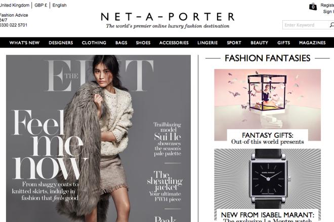 历峰集团分拆 Net-a-Porter 上市的传闻再起
