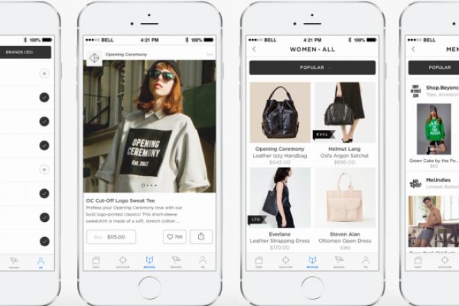 新型移动时尚购物平台 Spring 获 2500万美元新投资