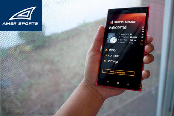 始祖鸟母公司Amer Sports 收购运动追踪 App,拓展数字生态