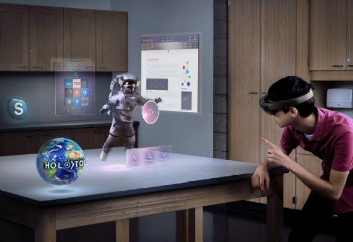 应用微软全息影像技术,Lowe's 重新定义家庭装修