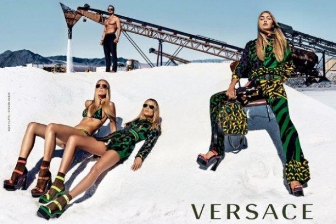 Versace 2015年核心利润增长 20%,中国市场销售增长16%