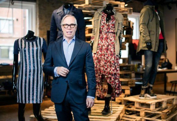Tommy Hilfiger 谈时尚创业生涯中的四大转折点