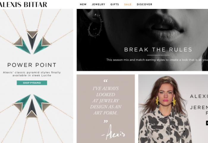 美国老牌男装 Brooks Brothers 进军女性市场, 收购设计师珠宝品牌 Alexis Bittar