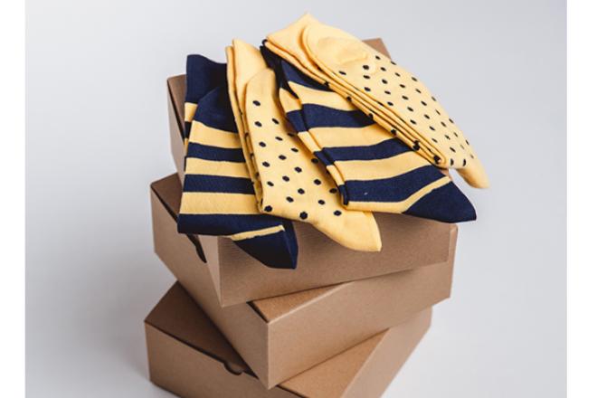 按月订购袜类电商 Sock 101参与《天桥风云》创业栏目,获融资25万美元