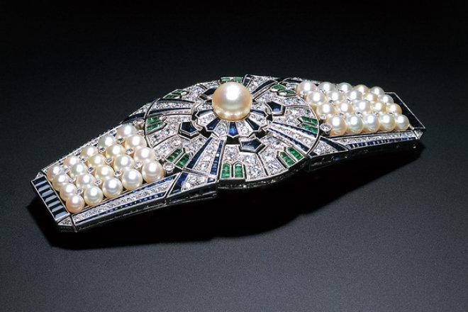 人工养殖珍珠的开山鼻祖,日本皇室御用珠宝品牌:MIKIMOTO