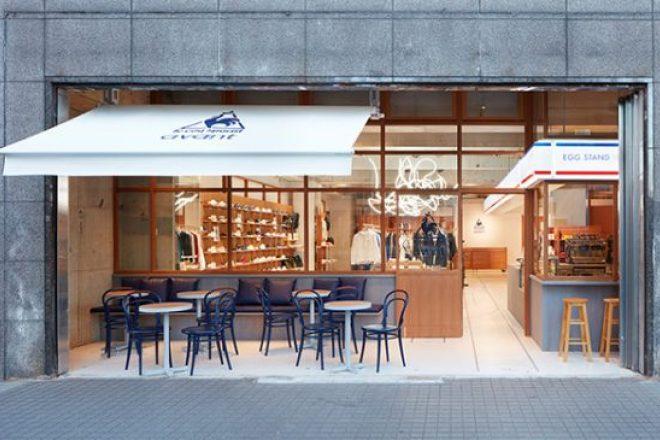集服装、美食、杂货于一店!法国运动品牌le coq sportif在日本推出新概念店