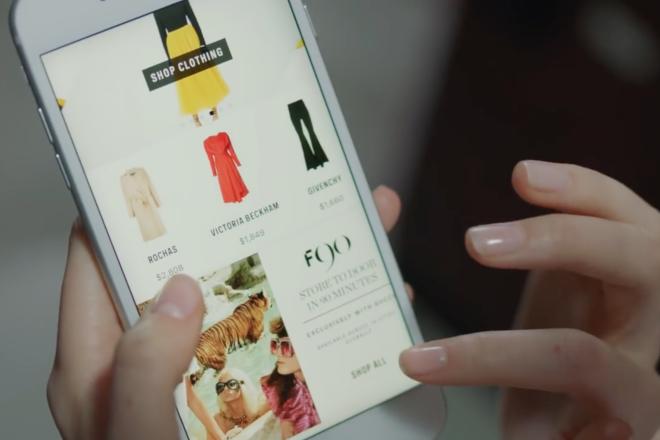买手店集合网站 Farfetch 联手 Gucci 推出 90分钟快速配送服务