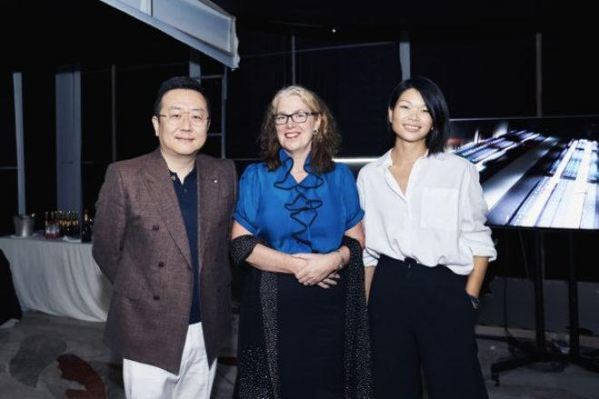 "The Woolmark Company x 吕燕:让中国独立设计师带火""酷羊毛""!《华丽志》独家专访"