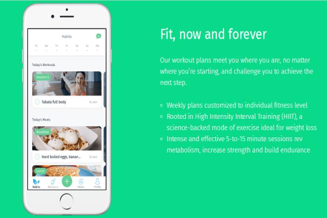 德国移动健身app  8fit完成 A 轮融资,融资总额达 1000万美元