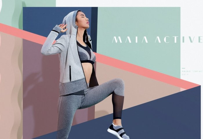 【InnoBrand 2017选手专访】 MAIA ACTIVE 玛娅:为亚洲女性专属打造既时髦好看又极致舒适的运动服