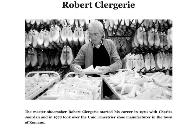 法国奢侈品鞋履设计师 Robert Clergerie 70岁变卖家产,复出领导品牌复兴