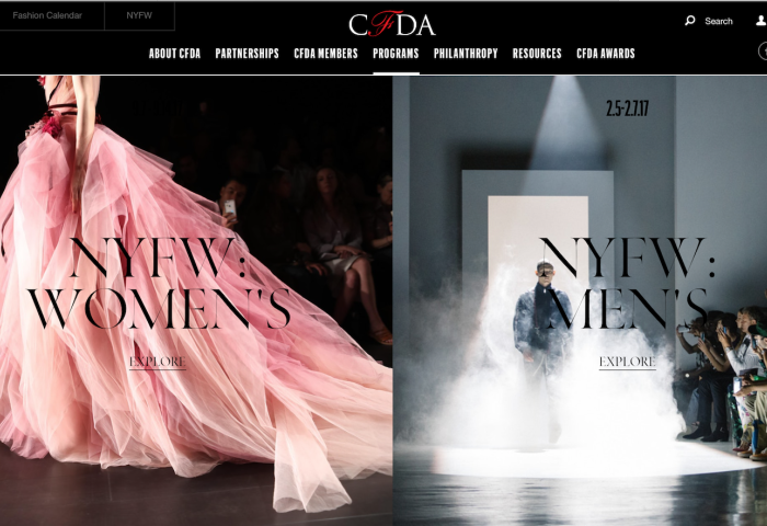 纽约时装周调整明年2月的官方日程:男女时装周合并,Raf Simons 为男装场闭幕品牌