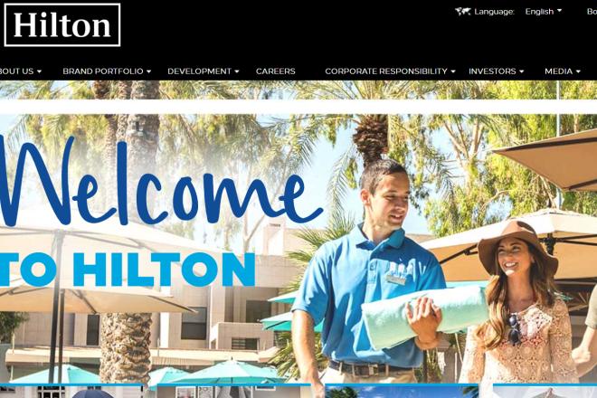 """希尔顿集团首次推出智能客房:Connected Room,让你入住的酒店房间更""""懂""""你!"""
