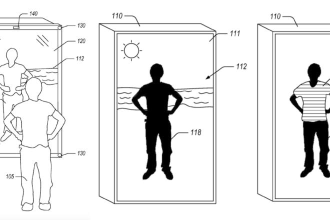 """电商巨头亚马逊为""""魔镜""""申请专利:从纯商品购物体验转型沉浸式体验"""