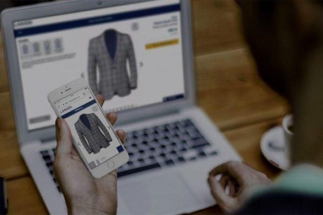 传统产业结合新模式,意大利首个男装定制电商平台 Lanieri 2017年销售大涨 65%