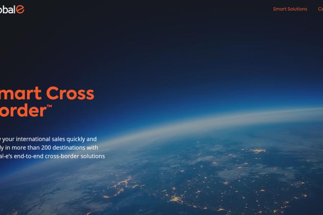 为全球时尚品牌提供跨境电商解决方案,Global-e 获私募基金 Apax 2000万美元投资