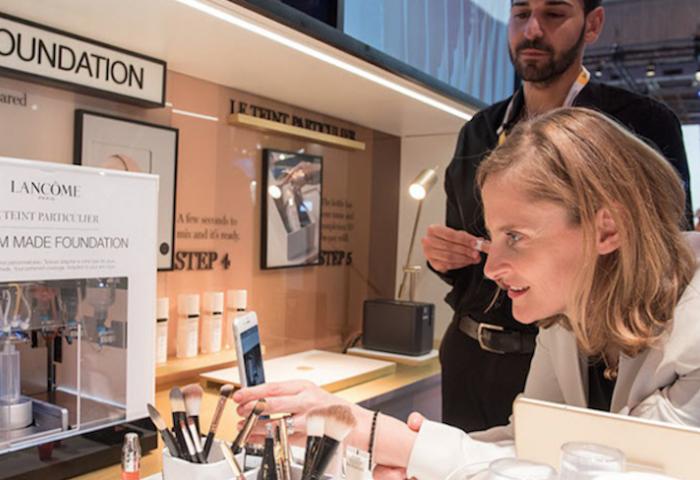 欧莱雅集团在巴黎 Viva 展会上集中展示一批科技创新项目