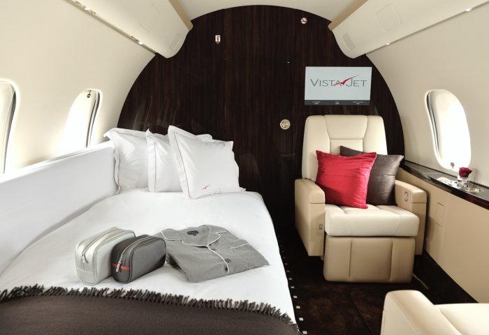 """""""共享""""私人飞机时代来临,估值超过25亿美元的 VistaJet如何差异化竞争?《华丽志》深度报道"""