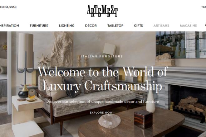 意大利手工奢侈品线上商城 Artemest完成A轮融资500万美元