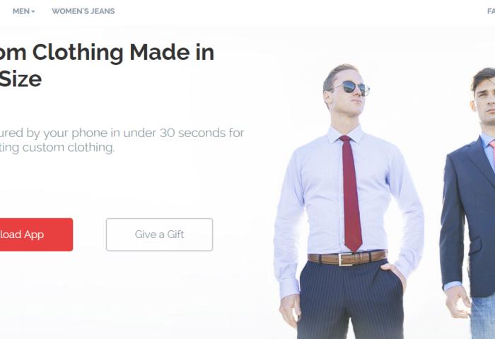 量身仅需30秒!人工智能驱动的男装定制初创公司 MTailor完成A轮融资