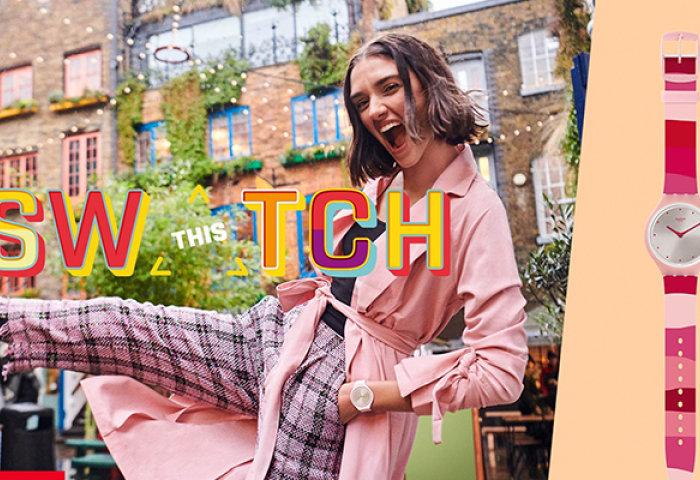 千禧一代对腕表的需求回归,Swatch 集团上半年净销售额同比增长14.7%创历史新高