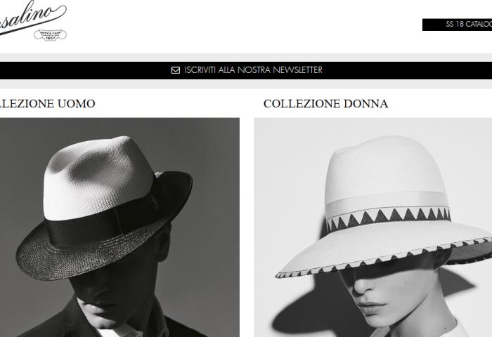 重返正轨的意大利老牌制帽商 Borsalino 目标实现年产量60万顶,多样化将成品牌未来发展方向