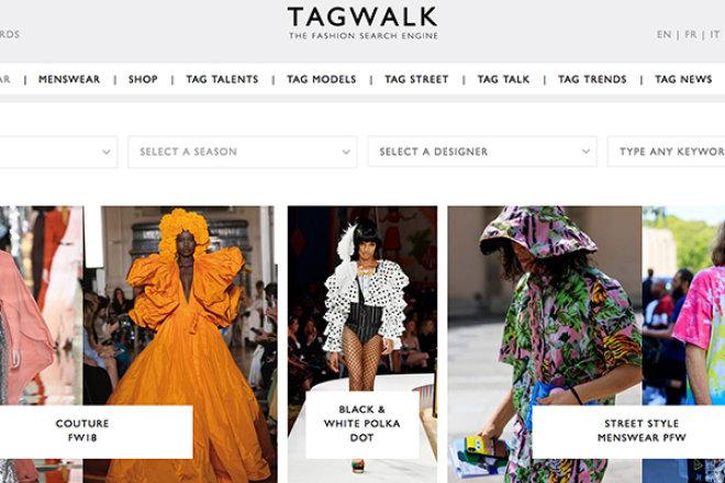 """订阅免费,不做推广!""""时尚界的谷歌"""" Tagwalk 赚钱靠这四个赢利点"""