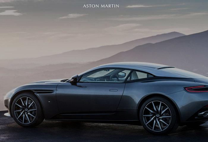 十年低谷终走出!百年历史的英国豪车Aston Martin将以50亿英镑估值在伦敦上市