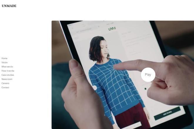 英国时尚定制软件平台 Unmade 融资400万美元,Farfetch创始人参投
