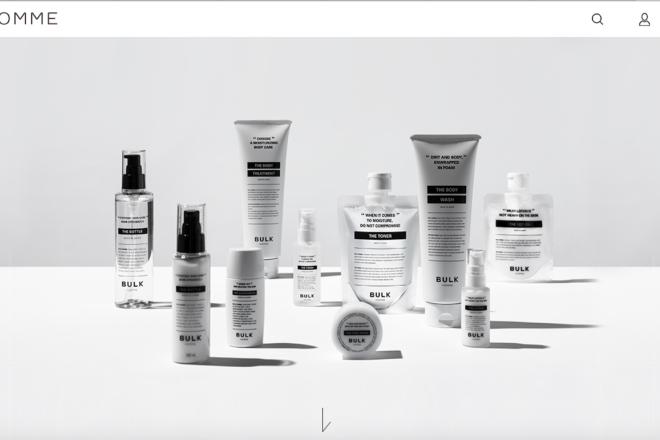 立志做全球第一的男士护肤品牌!详解日本创业公司 Bulk Homme 的成长之路 华丽创业志