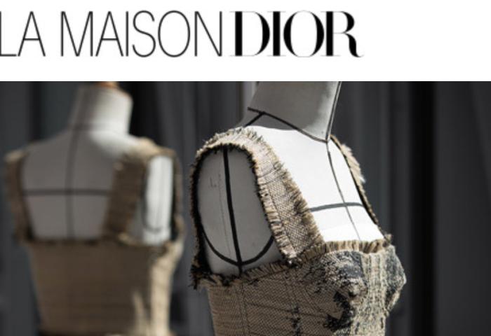 从 Christian Dior 两间工坊的工作日常,一窥巴黎高定行业的幕后