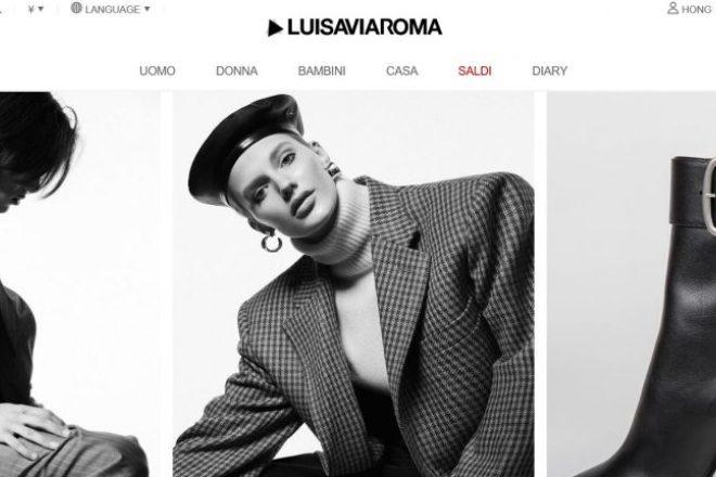 在纽约开数字化快闪店,在佛罗伦萨改建90年老店!LuisaViaRoma揭开新篇章