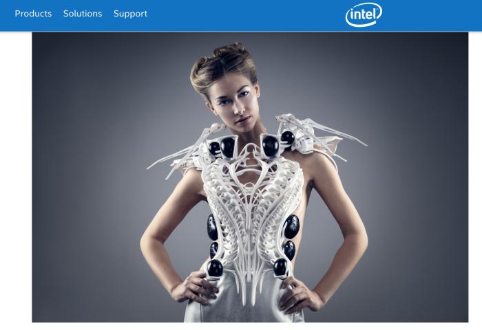 从荷兰和英国两位先锋设计师的最新尝试,看3D技术在时尚领域的应用前景