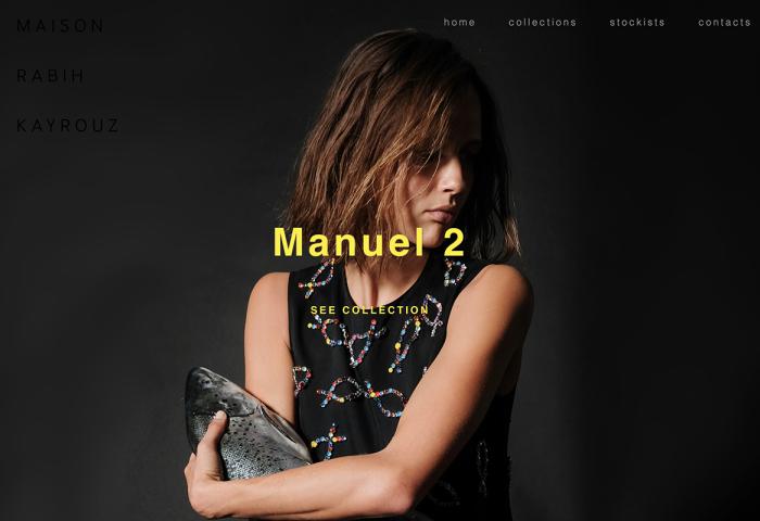 黎巴嫩设计师 Rabih Kayrouz 创办的品牌成为第16个获得认证的法国高级定制设计师品牌