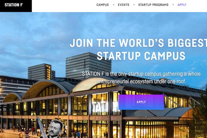 adidas 将在全球最大创业孵化园区 STATION F 开设自己的孵化空间