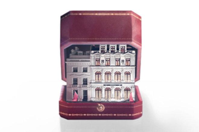 华丽志360度探店:Cartier翻新伦敦百年老店,全面升级奢侈品购物体验