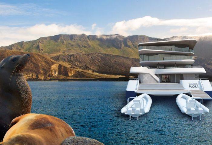 豪华游艇出没的加拉帕戈斯群岛,不再只是冒险者的天堂