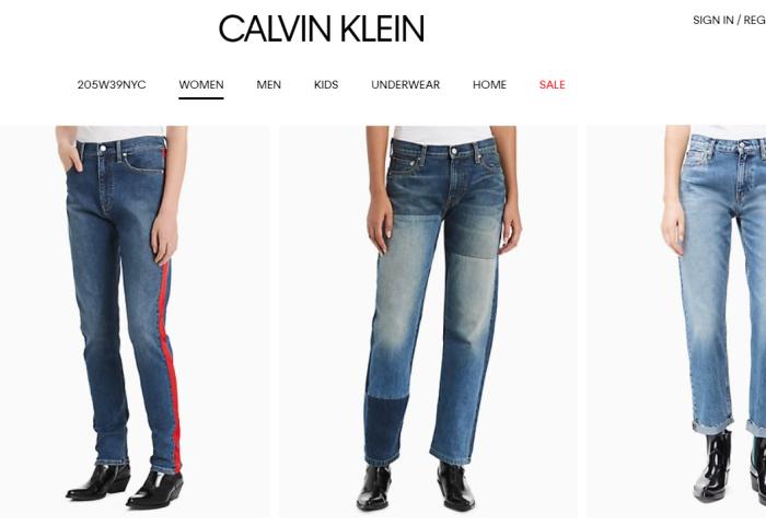 PVH 集团证实正在与G-III谈判,或将出售 Calvin Klein 牛仔类女装业务的授权经营权