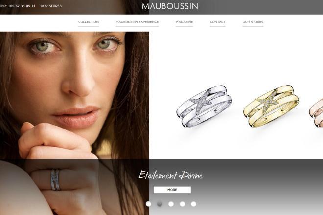 法国珠宝老牌Mauboussin的首席执行官与股东展开谈判,希望收购品牌控制性股权