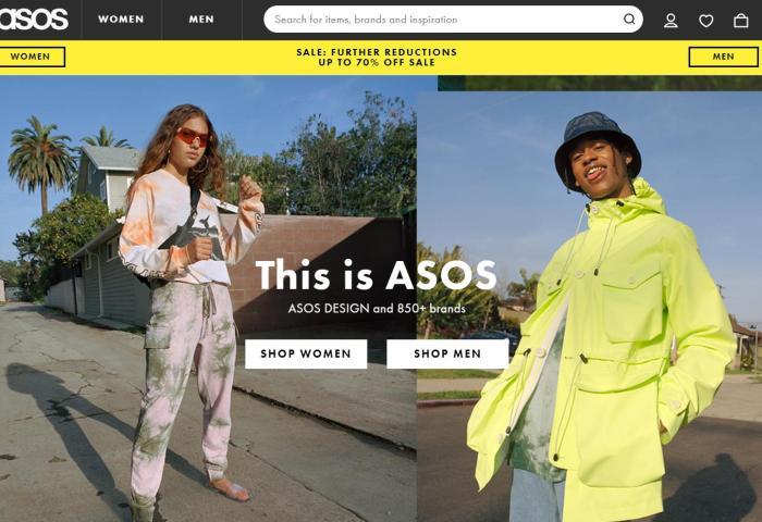 受累于加大物流及数字技术投资,英国时尚电商 ASOS 上半财年利润大跌87%,但集团信心十足