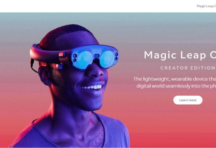 AR设备生产商Magic Leap获得日本最大移动运营商DOCOMO 2.8亿美元投资