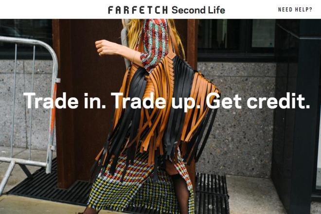 英国奢侈品电商 Farfetch 推出奢侈品牌包袋转售试点项目 Farfetch Second Life