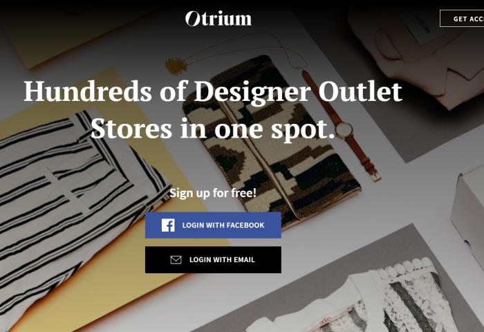 新一代奥特莱斯崛起:荷兰线上折扣店平台 Otrium 完成700万美元A轮融资
