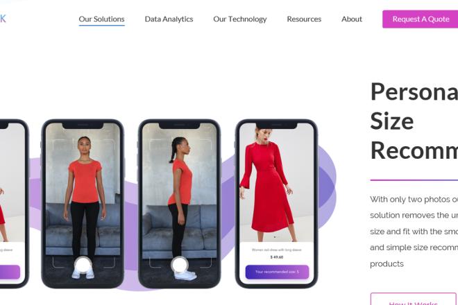 一部手机,两张照片,就能完成虚拟试衣:创业公司 3DLook 赢得LVMH第三届创新大奖
