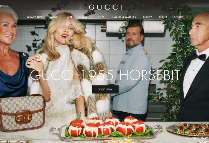 Gucci在佛罗伦萨总部开设全球客户服务中心