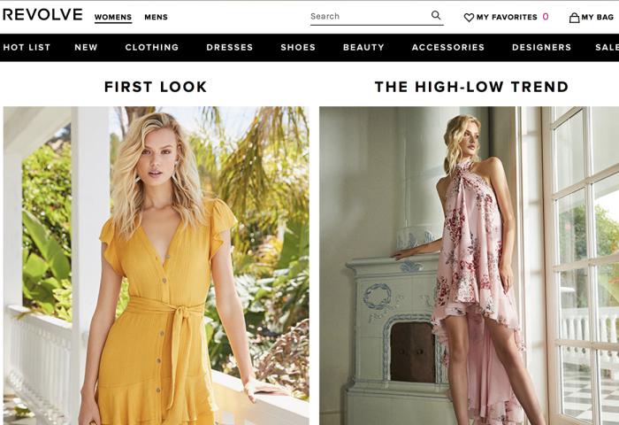 美国时尚电商 Revolve 上市首日股价大涨89%,创今年以来美国新股第三大佳绩